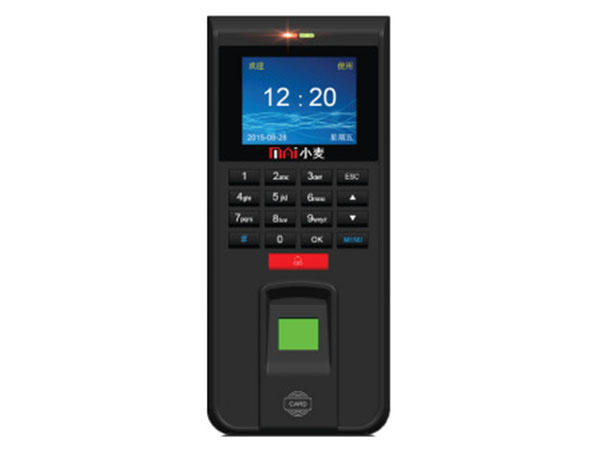 MM710指纹门禁机